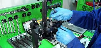 Проверка (диагностика) дизельных форсунок Bosch на стенде