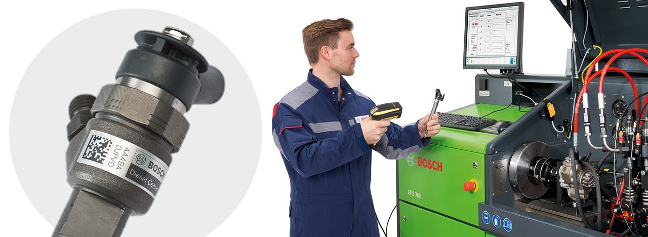 Проверка форсунок дизельного двигателя на стенде
