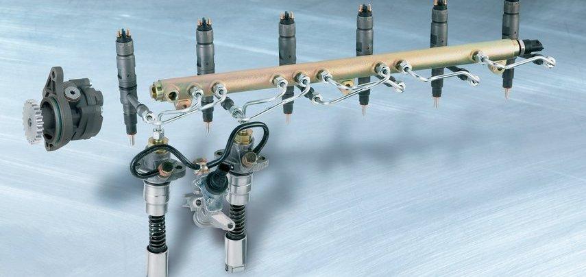 Проверка форсунок дизельного двигателя